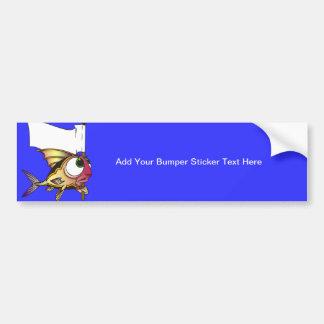 Fsh Surrenders Bumper Sticker