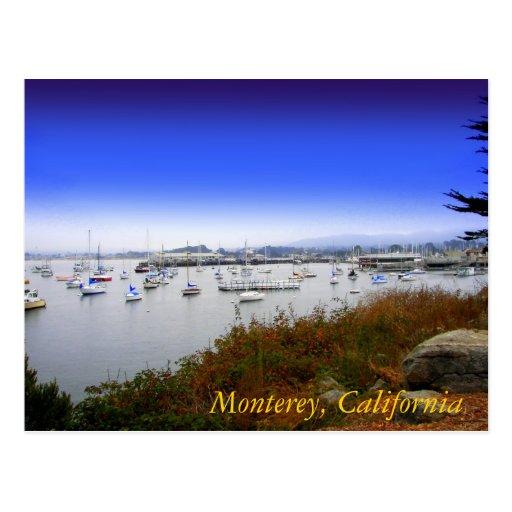 fshrmn.wrf2, Monterey, California Postcard