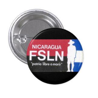 FSLN Nicaragua Libre Pin