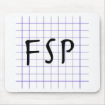 FSP Mousepad Tapete De Raton