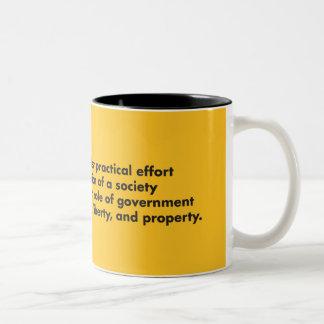 FSP Mug, choose your mug options - Customized