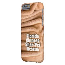 Case-Mate Barely There iPhone 6 Case with Shar-Pei Phone Cases design