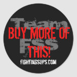 FSS- Buy More Reminder Sticker
