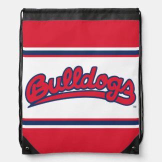FSU Bulldogs Drawstring Bag