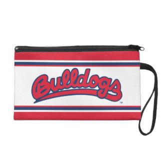 FSU Bulldogs Wristlet Purse