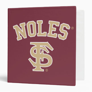 FSU Noles Binder