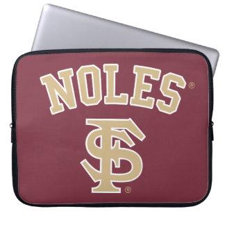FSU Noles Laptop Sleeve