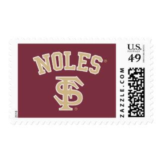 FSU Noles Postage