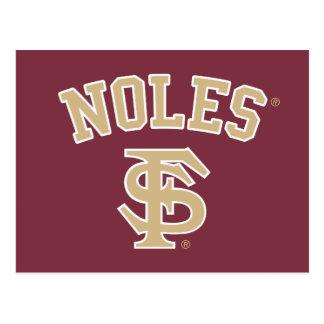 FSU Noles Postcard