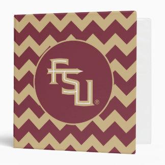 FSU Seminoles 3 Ring Binder