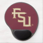 """FSU Seminoles Gel Mouse Pad<br><div class=""""desc"""">Check out these official Florida State University designs! You can personalize your own FSU merchandise on Zazzle.com to show off your Seminoles pride. This Florida State gear is perfect for students,  friends,  family,  staff,  and alumni.  Go Noles!</div>"""