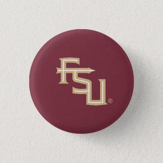 FSU Seminoles Pinback Button