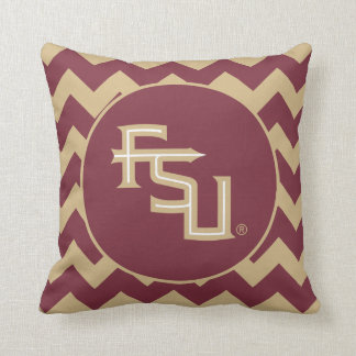 FSU Seminoles Throw Pillow