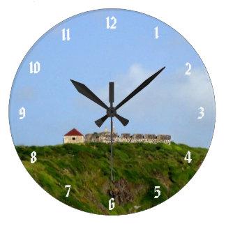 Ft Amsterdam St Maarten Clocks