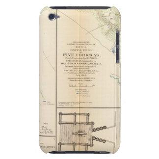 Ft BradyFt Burnham Five Forks iPod Touch Case-Mate Case