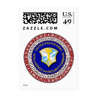Ft Huachuca SSI Stamp