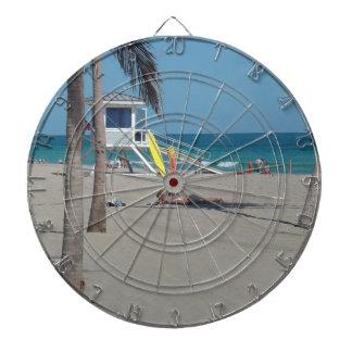 Ft Lauderdale Beach Lifeguard Stand Dart Board