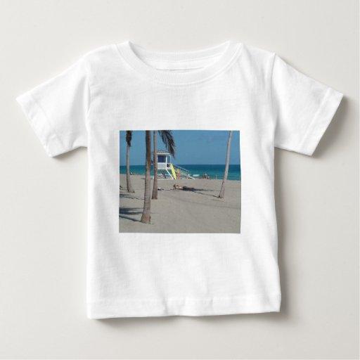 Ft Lauderdale Beach Lifeguard Stand Tee Shirt