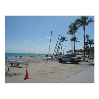 Ft Lauderdale Beach Postcard