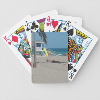 Ft. Lauderdale, Florida Playing Cards