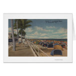 Ft. Lauderdale, Florida - View of Ft. L. Card
