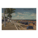 Ft. Lauderdale, Florida - View of Ft. L. Posters
