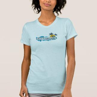 Ft. Lauderdale. T-Shirt