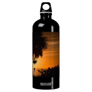Ft Meyers Beach at Sunset SIGG Traveler 1.0L Water Bottle