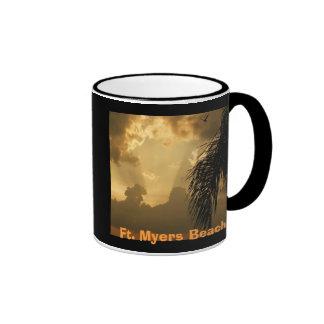 Ft. Myers Beach - Customized Mugs