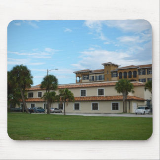 Ft Pierce Florida Library Mouse Pad