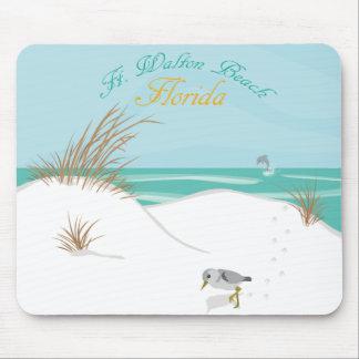Ft. Walton Beach (Florida) Mouse Pad