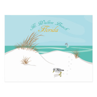 Ft. Walton Beach (Florida) Postcard