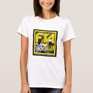 FTA Flame Thrower Alan Music Apparel & Merchandise T-Shirt