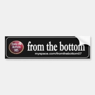 ftb bumper sticker