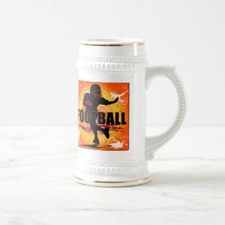 ftball4 beer stein