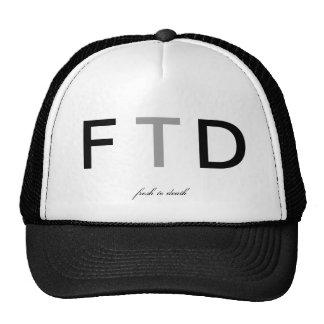 FTD TRUCKER HATS