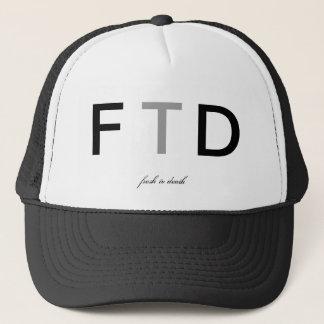 FTD TRUCKER HAT