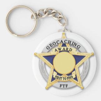 FTF Award -Customize! Keychain