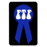 ¡FTF Blue Ribbon! Imán Flexible