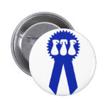 ¡FTF Blue Ribbon! Pin
