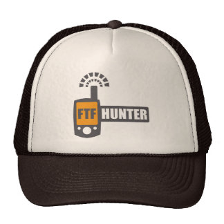 FTF Hunter Trucker Hat