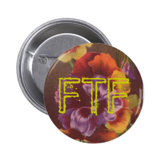 FTF Pansy Swag For Your Geocache Button
