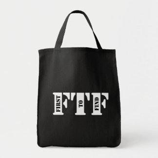 FTF (primero encontrar) Bolsa De Mano