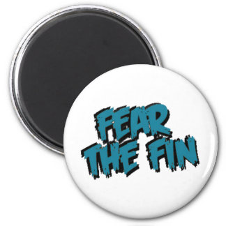 FTF Teal 2 Inch Round Magnet