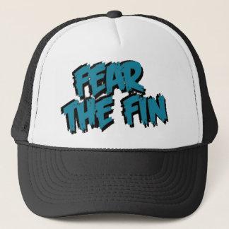 FTF Teal Trucker Hat
