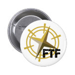 FTF with compass 2 Inch Round Button