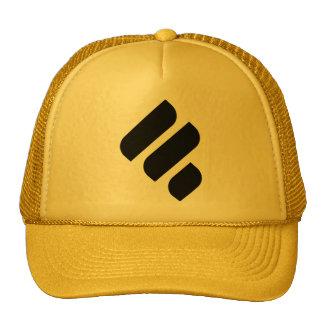 FTF Yeller Truker Trucker Hat
