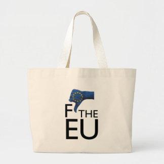FtheEU Canvas Bag