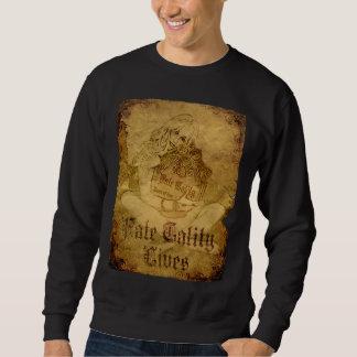 FTL - Camiseta básica del retrato de la lápida Pulóver Sudadera