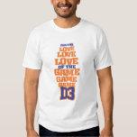 FTL (Orange & Royal Blue) T-shirt